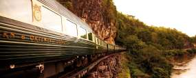 Eastern and Oriental Express © Belmond