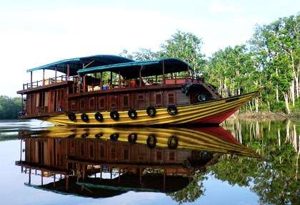 Croisiere a Kalimantan - Indonesie © Wow Kalimantan