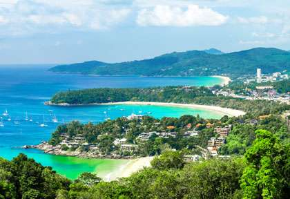 Karon Sea view Point - Phuket © Shutterstock - Perfect Lazybones