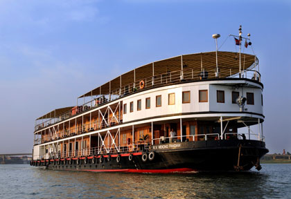croisiere au Cambodge © Pandaw River Cruises
